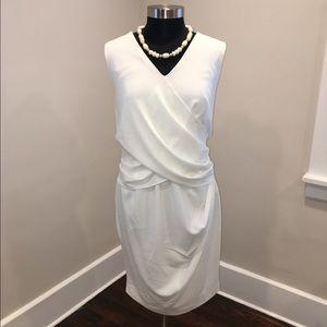 Gorgeous! NWT Plus Size Ivory Dress by Monif C